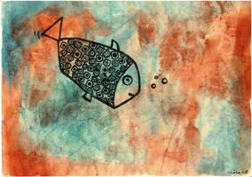 Fishy Feelings by claraXY