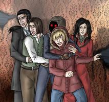 The Frictional Squad by ZerachielAmora