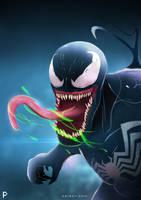 Venom! by petexlr