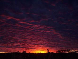 Jaggan Sunset by tablelander