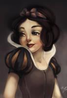 Snow White by shimoyo