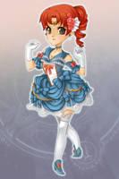 Zodiac Sailor Pisces by shimoyo