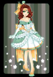 Super Sailor Rosalind by shimoyo