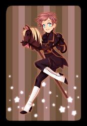 Lieutenant Painite by shimoyo