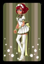 Super Sailor Maia by shimoyo