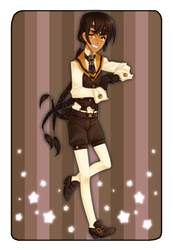 Sailor Parthenope by shimoyo