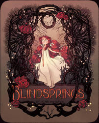 Blindsprings Webcomic by shimoyo