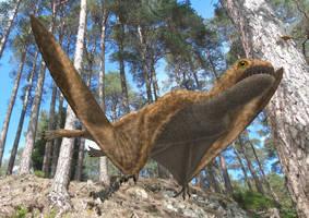 Mesadactylus by paleopeter