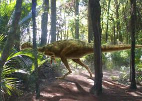 Dryosaurus by paleopeter