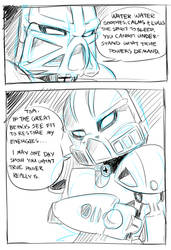 more bionicle doodlingsss by Jiayi