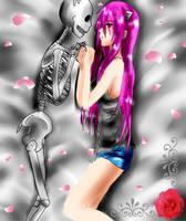 We're so Similar... by Ilovehikarukaoru