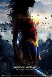 Wonder Woman 2019 by ArtsGFX99
