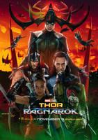 Thor: Ragnarok (2017) by ArtsGFX99