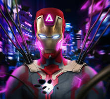 IronVision X by ArtsGFX99