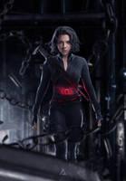 Black Widow Avengers Infinity War by ArtsGFX99