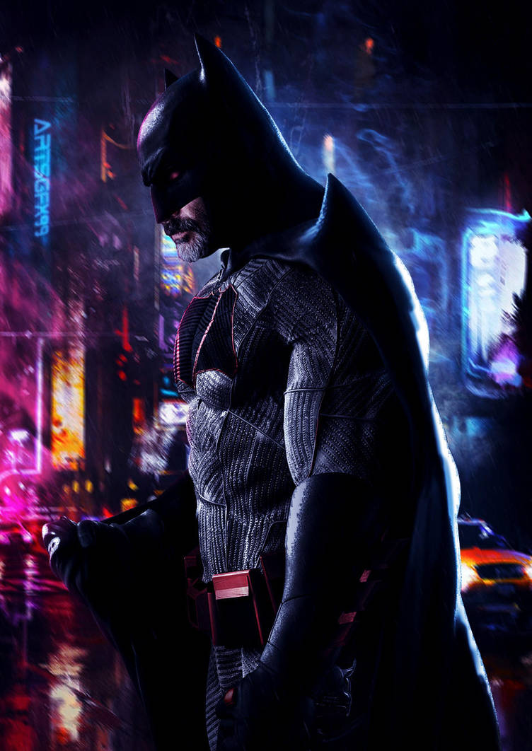 Batman by ArtsGFX99