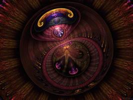 Julian Eye III by HBKerr