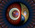 Julian Eye VII by HBKerr