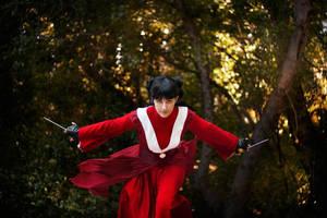 Avatar, Mai by Cosmic-Empress