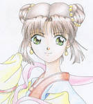 Pretty Miaka by YuzurihaNekoi