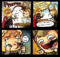 Thor by EatToast