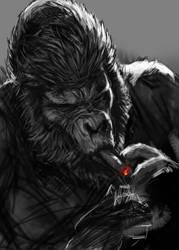 gorilla siga by tooDeee