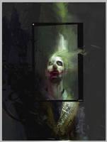 old joker by Eduardo-Pena