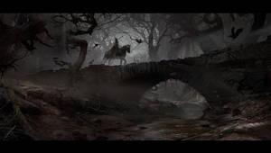 the forgotten rider by Eduardo-Pena