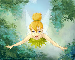 Tinkerbell by madam-marla
