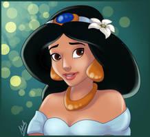Jasmine by madam-marla