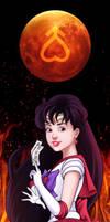 Sailor Mars by madam-marla