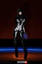 Kasumi - Mass Effect by StanEKB