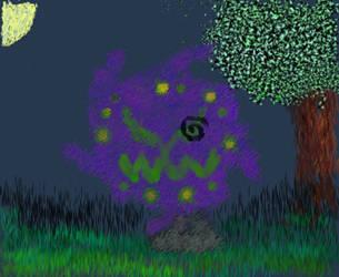 442 - Spiritomb by Cazweigun