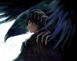 YATAGARASU by lalalalack