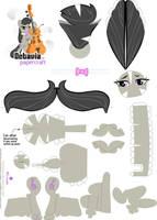 Octavia Papercraft by Kna