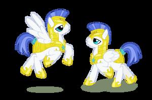 Pegasus Royal Guards by Kna
