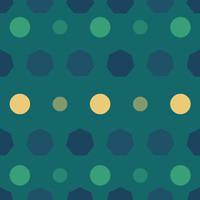 Greenish Seamless Pattern by Kna