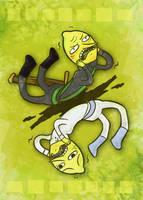 Lemongrabs by Kna