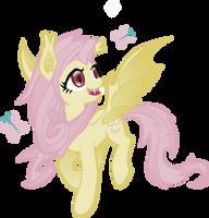 The Flutterbat by Kna
