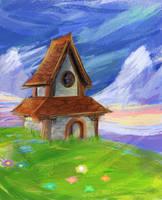 Sheilas Alp tiny house by Kna
