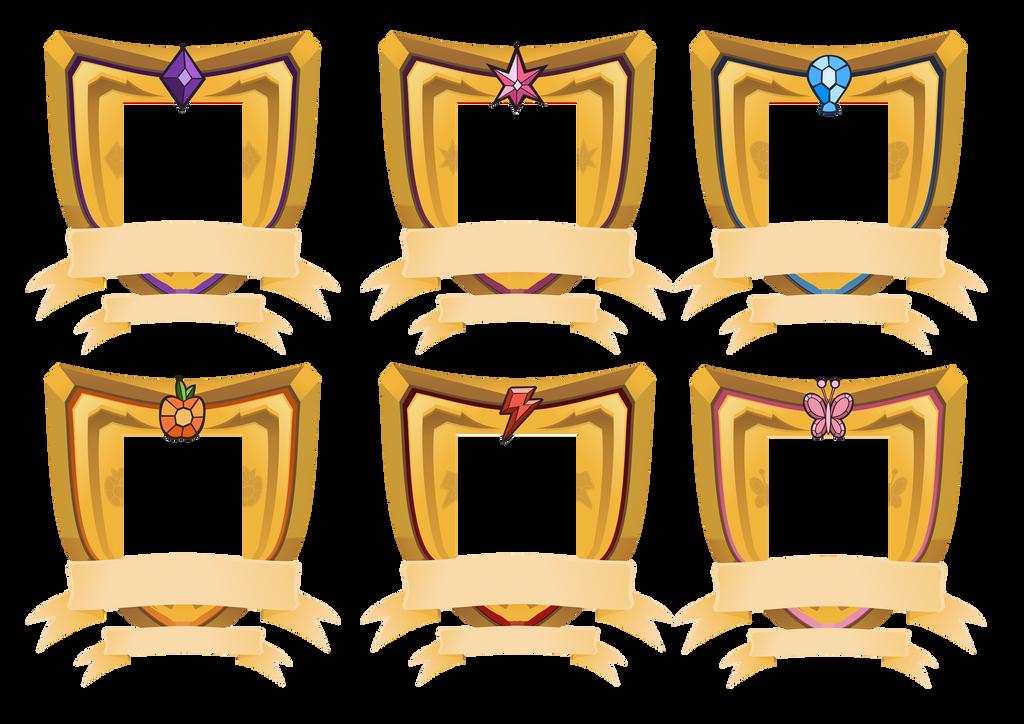 Rank one Shields for GeneralDurandal by Kna