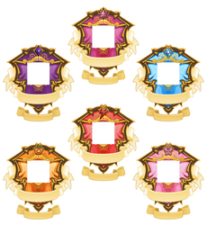 Rank 5 Shields for general Durandal by Kna