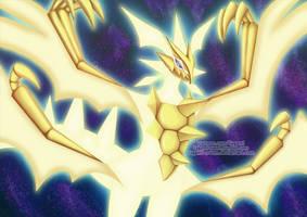 Pokemon - Ultra Necrozma by Tagami-Crown