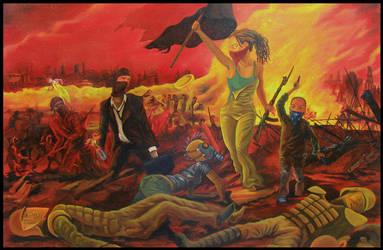 It's not a riot it's an uprising by FesterBZombie