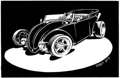 Fenderless Bug by FesterBZombie