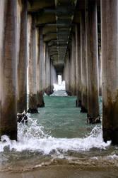 Pier Ahead by wytwolf