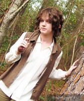 Stroll Through the Woods by clockworkcosplay