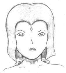 Teen Titan's Raven by HiAgain69