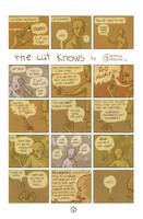 The Cut Knows - 1 of 3 by izitmee
