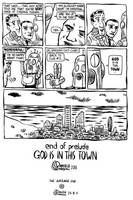 The Average God - Prelude - 10 by izitmee